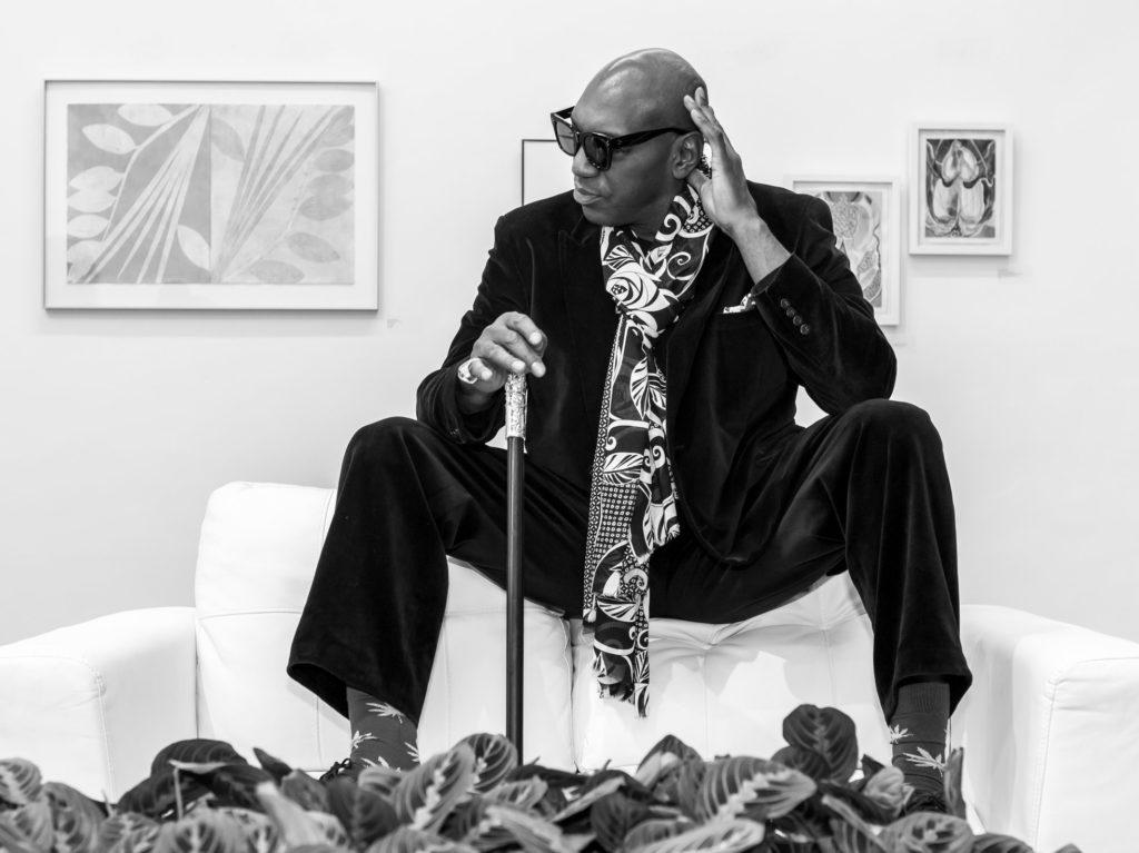 K.Vaughn Scarves – The Philadelphia Fashion Designer celebrates 25 years