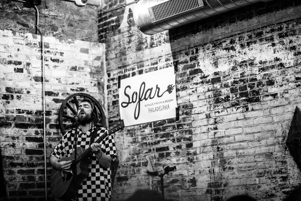Sofar Sounds Philadelphia