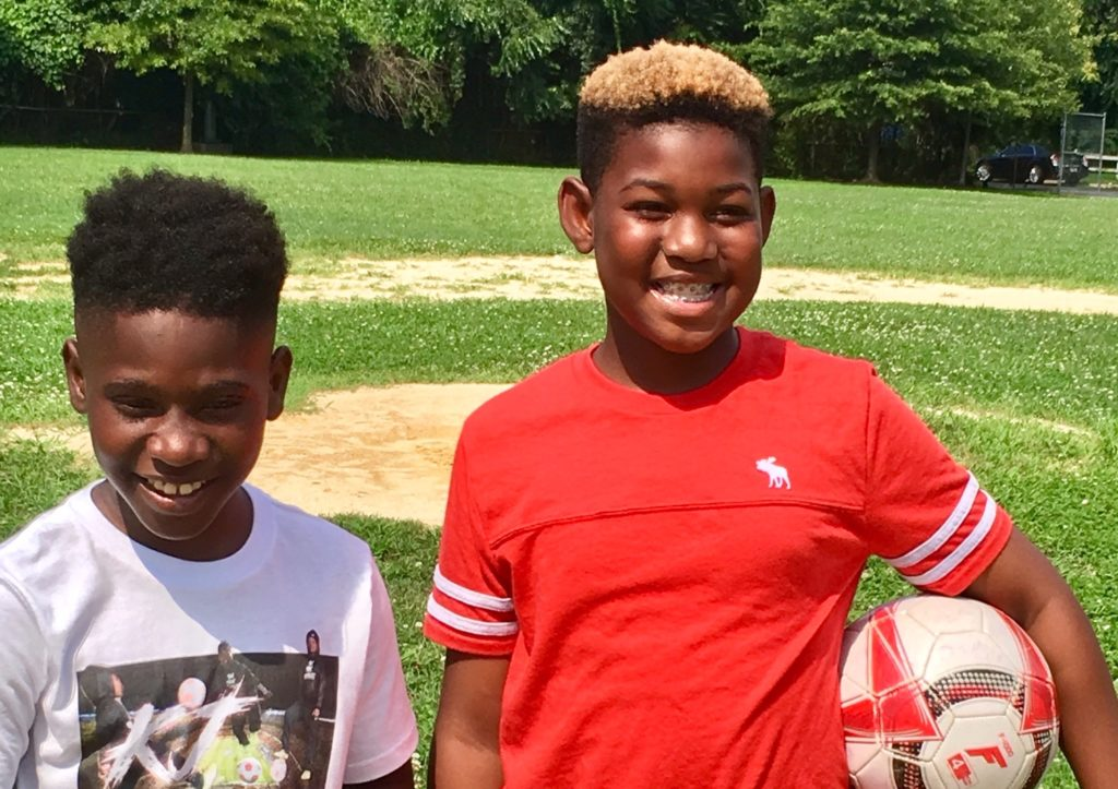 IRELAND-BOUND NORTH PHILLY SOCCER PLAYERS TO GET FOND FAREWELL at 12th & Cambria