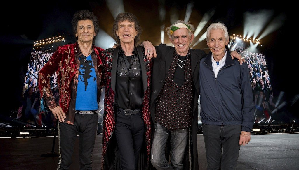 No Filter: The Rolling Stones exploits offstage in Philly