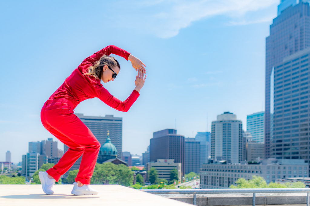 Trisha Brown's revolutionary dance comes to Philly rooftops, woods, and waterways