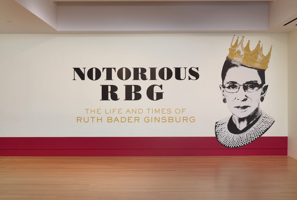 Notorious: A retrospective look into the life of Ruth Bader Ginsburg