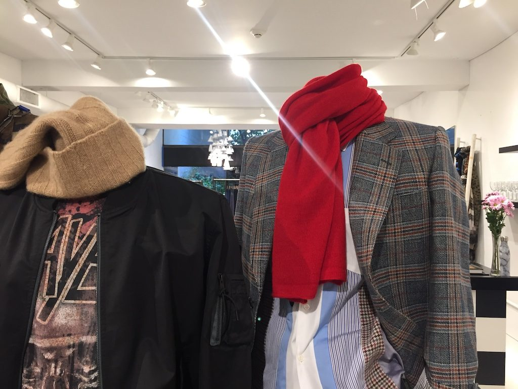 The Men's Shop – The Re-Launch at Joan Shepp
