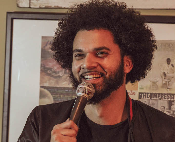 "Philadelphia comedian Che Guerrero finds ""A Temporary Summit"""