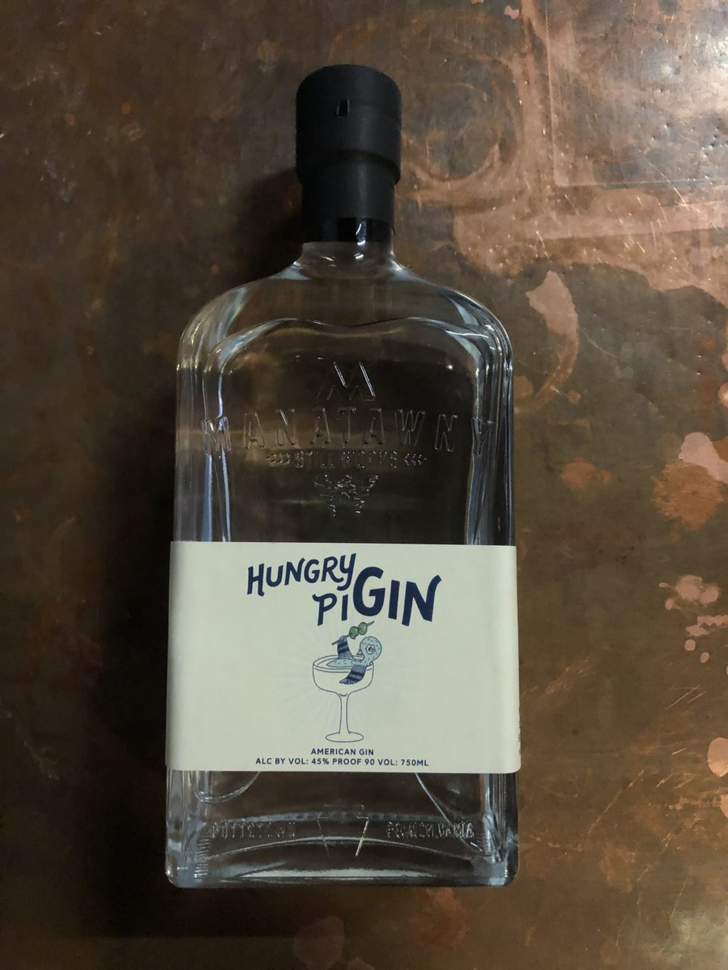 East Passyunk Avenue's Manatawny Still Works and Positively 4th Street's Hungry Pigeon Join Forces for Good Gin