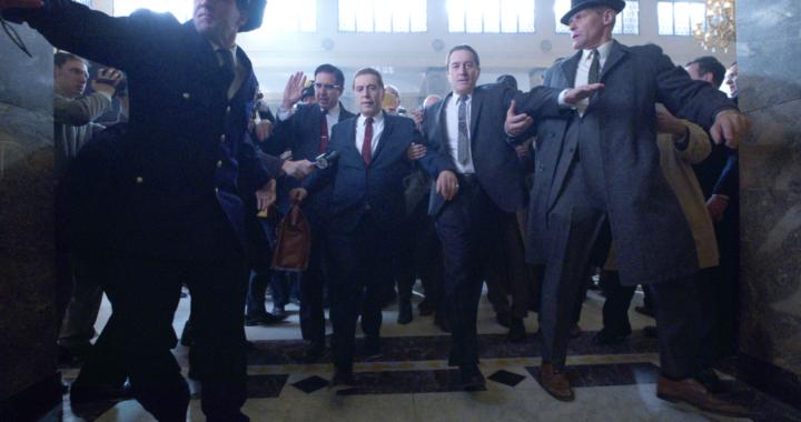 Martin Scorsese's love song to Philly: The Irishman