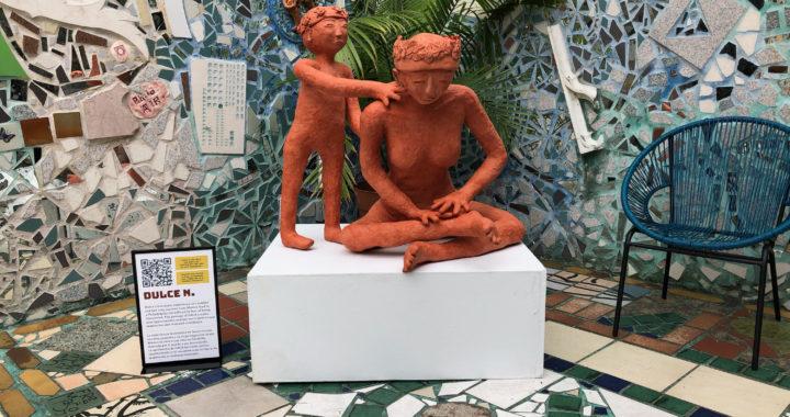 Vidas Suspendidas (Suspended Lives) Exhibition at Philadelphia's Magic Gardens