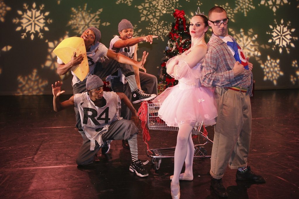 """The Nutt Crak-Up"", ContempraDANCE's The Nutcracker, Philly Style"