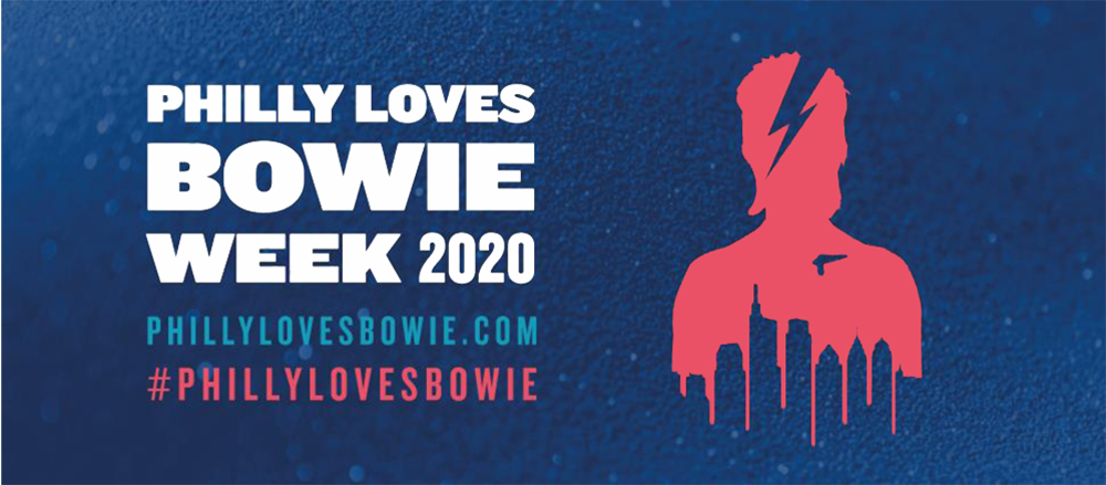 "Brotherly Love for David Bowie: Kick-off ""Philly Loves Bowie Week"" 2020 at the National Liberty Museum"