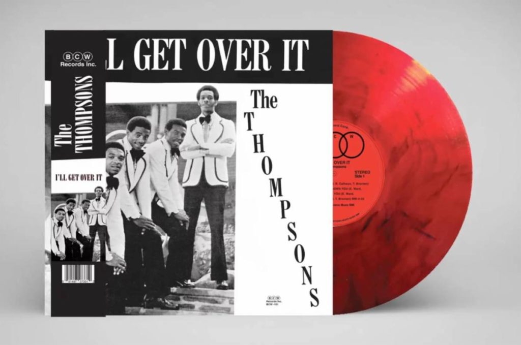 """Meet The Thompsons – North Philly's newest oldest family funk band and the Brewerytown Beats reissue of """"I'll Get Over It"""""""