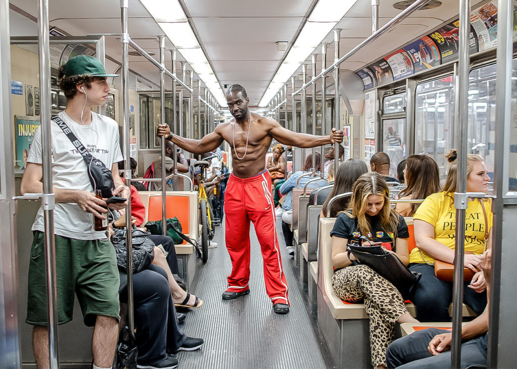 Shasta Bady's new photo exhibit captures everyday faces of SEPTA riders in 'As Above, So Below'