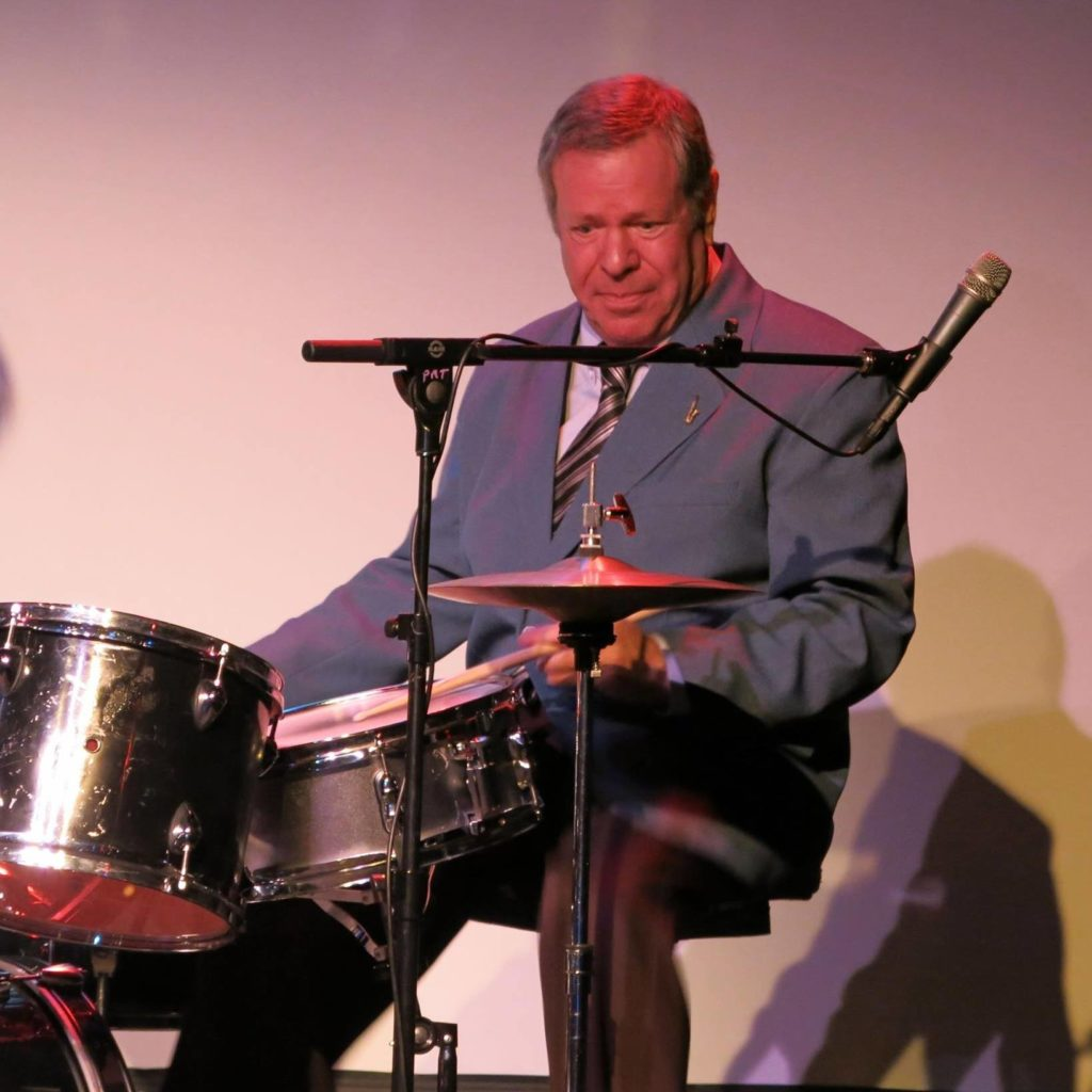 Philly drummer Bruce Klauber and the art of ring-a-ding and swing a la Buddy Rich
