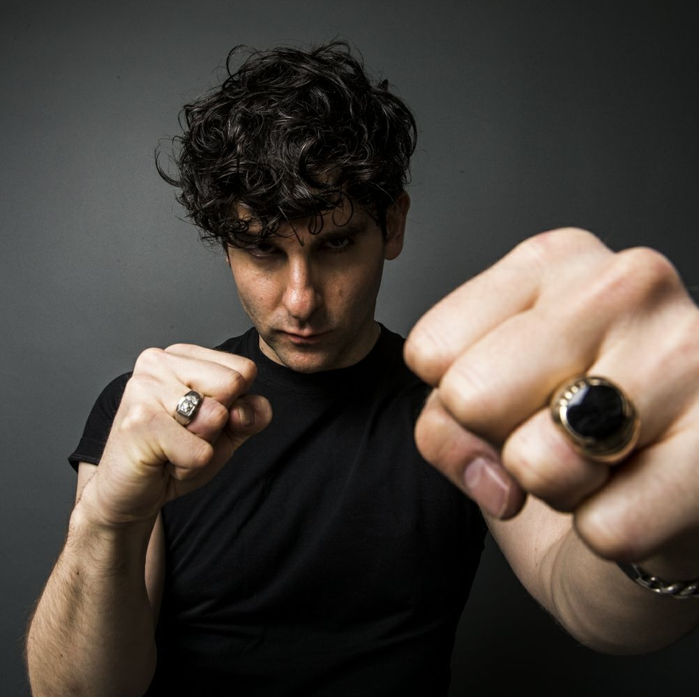 Low Cut Connie's Adam Weiner goes it alone, just once or twice