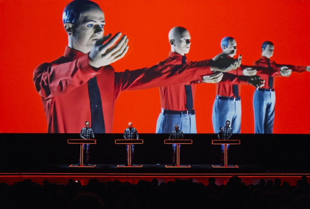 You are the robots: Kraftwerk tickets go on sale for 50th anniversary show at The Met