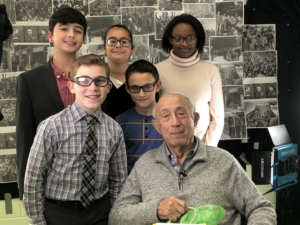 """Names, Not Numbers,"" a student Holocaust memorial film"