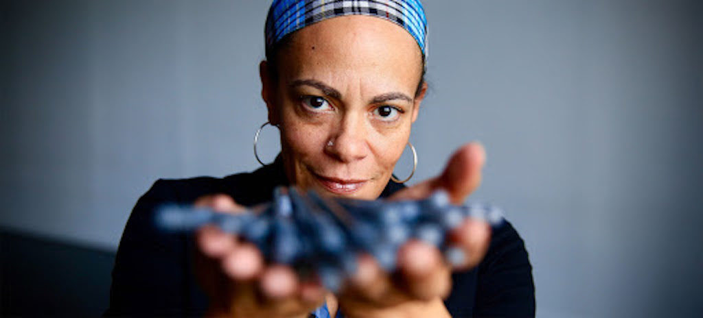 Philly Poet-Vocalist Ursula Rucker's new song and old neighborhood friend, the late Leroy Butler