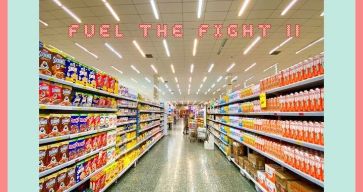"""How many local bands does it take to """"Fuel the Fight""""? Ask Philly musician/organizer/compilation curator Madalean Gauze"""