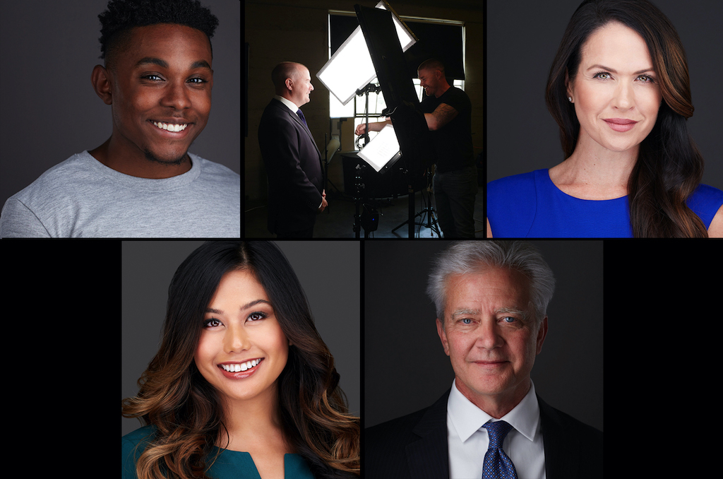 10,000 Headshots comes to Philly
