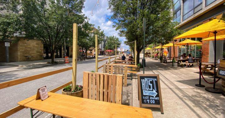 Northern Liberties debuts Easy StrEats al fresco street dining