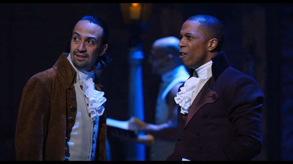"""America, the Movie, Philly/Jersey style – with """"Hamilton"""" and """"Irresistible"""""""