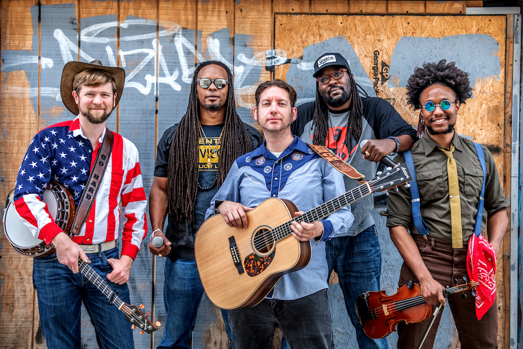 The part-Philly, part-Jersey, part-hip hop and country Gangstagrass drops a new album before hitting the virtual 2020 Philadelphia Folk Fest