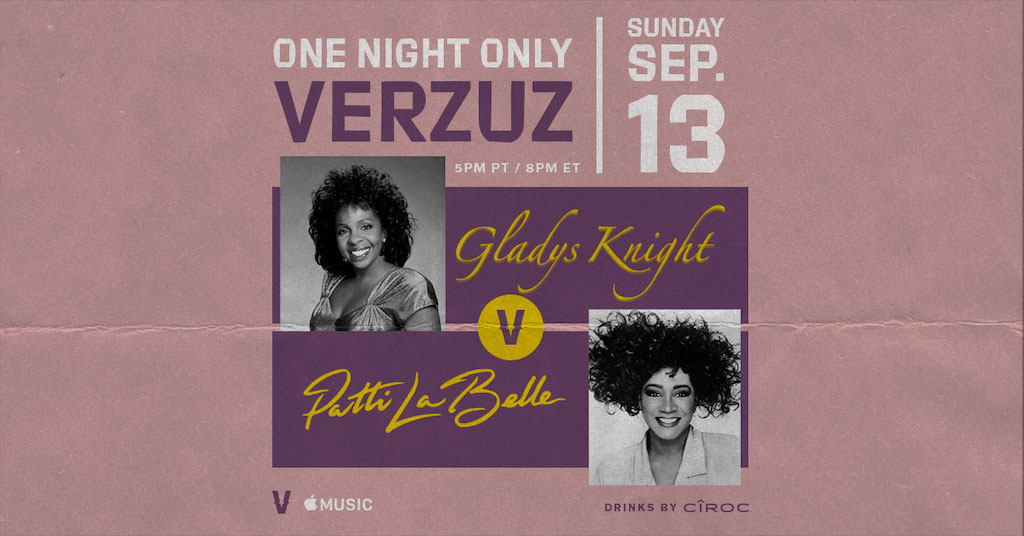Ms. Patti and Ms. Gladys go to church: Philly's The Fillmore to host the next Verzuz session, September 13 – LIVE!