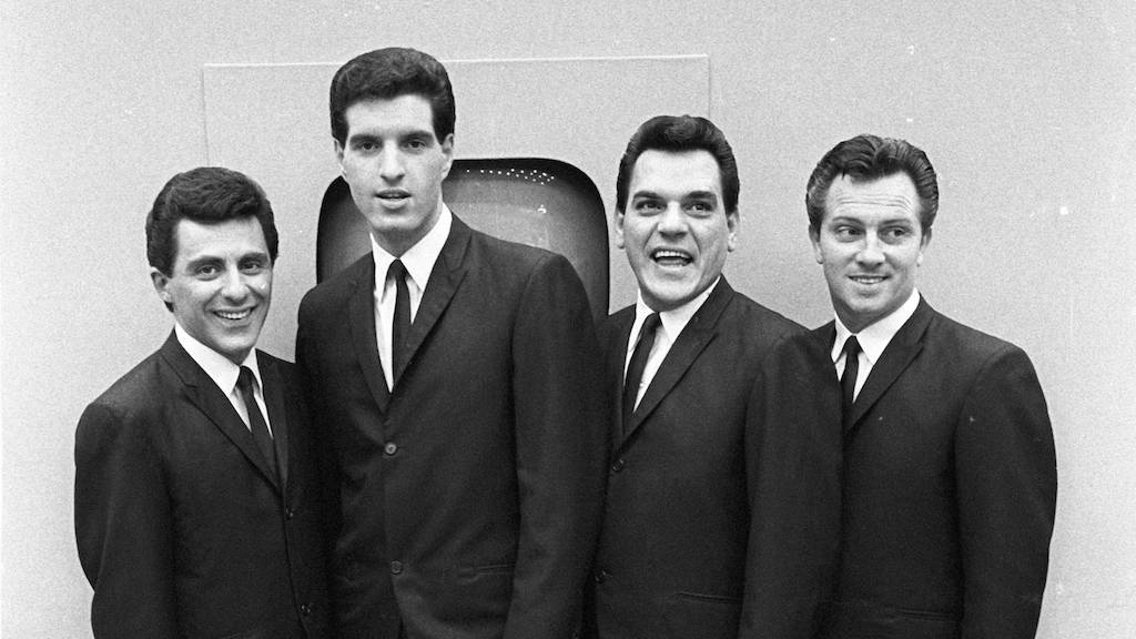 the four seasons Tommy devito Frankie Valli