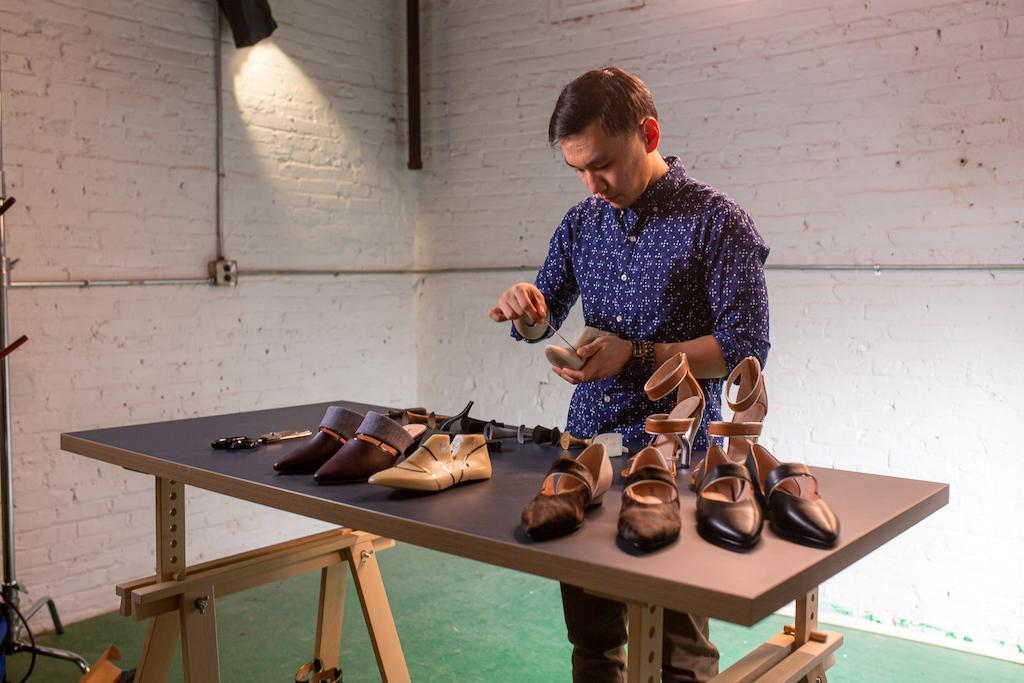 Andrew Ma Philadelphia Shoe Designer