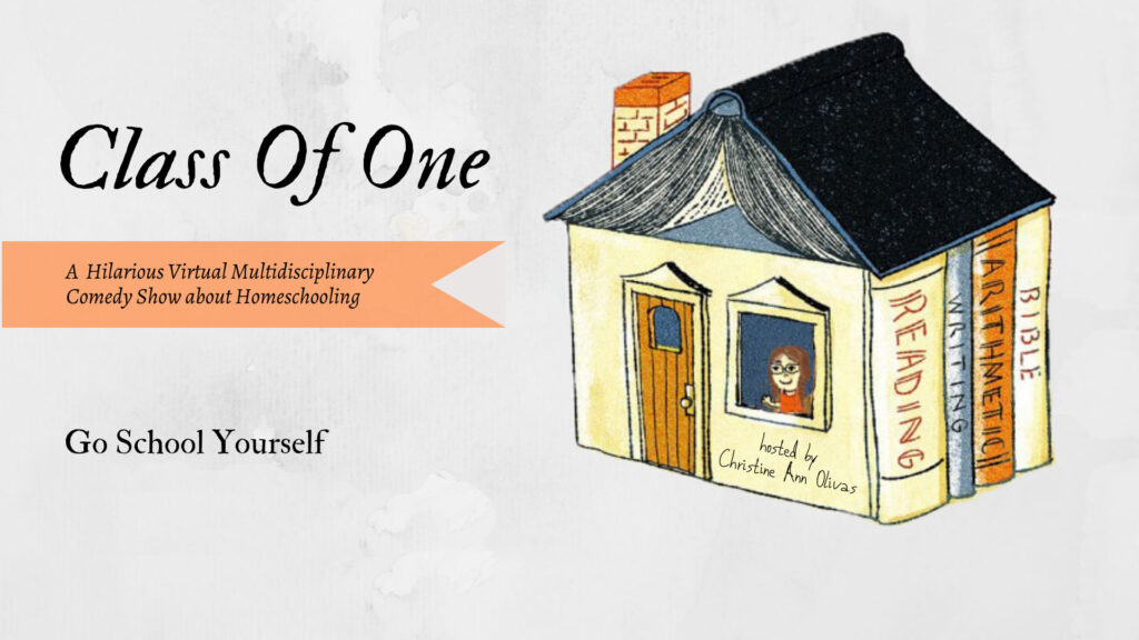 """Class of One"" – This frank new Fringe Fest comedy show makes fun of homeschooling"