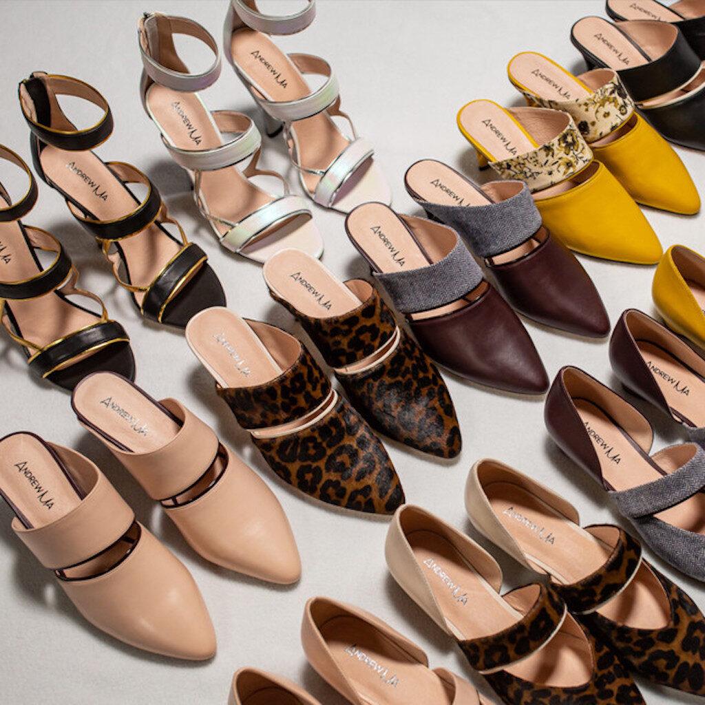 Andrew Ma Philadelphia Shoe Designer collection