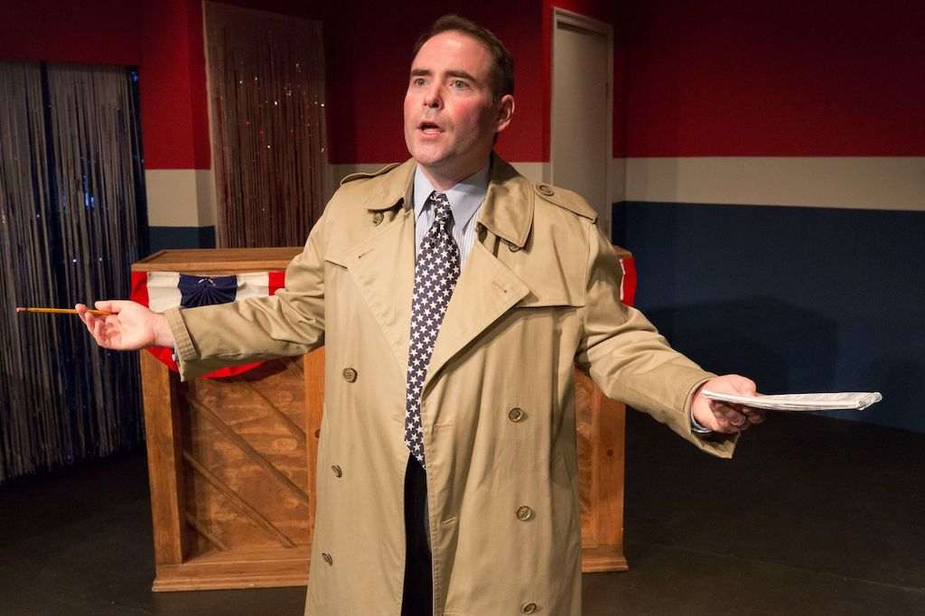 Will Dennis, Electile Dysfunction, Hindsight is 202, Act II Playhouse
