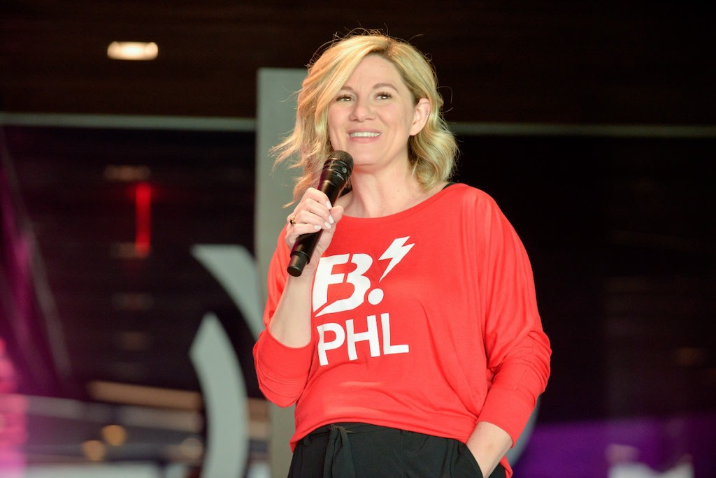 B.PHL Innovation Fest Executive Director Michelle Histand