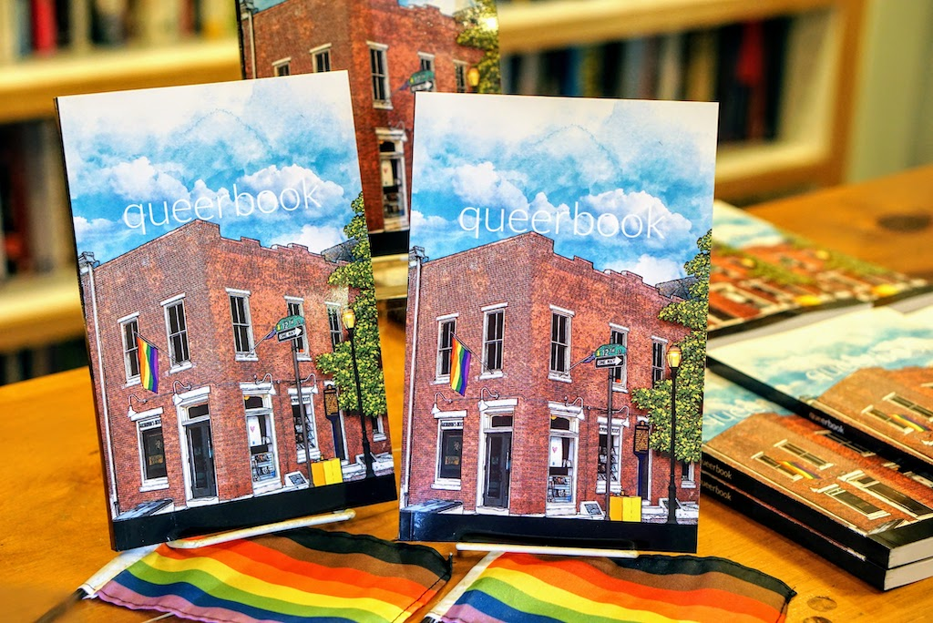 "Philly AIDS Thrift celebrates its 15th anniversary and 3 million dollars worth of donations, has a Beetlejuice, screening and publishes ""queerbook"""