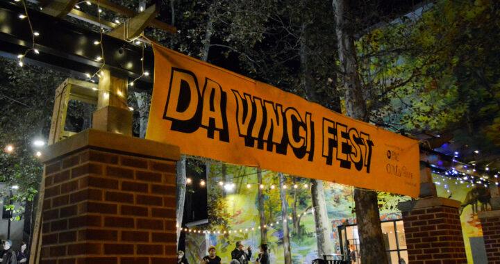 Philadelphia's first-ever art and science-filled Da Vinci Fest Live kicks off October 22