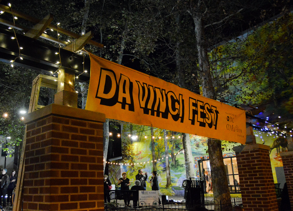 Philadelphia's first-ever art and science-filled Da Vinci Fest Live kicks off October 22