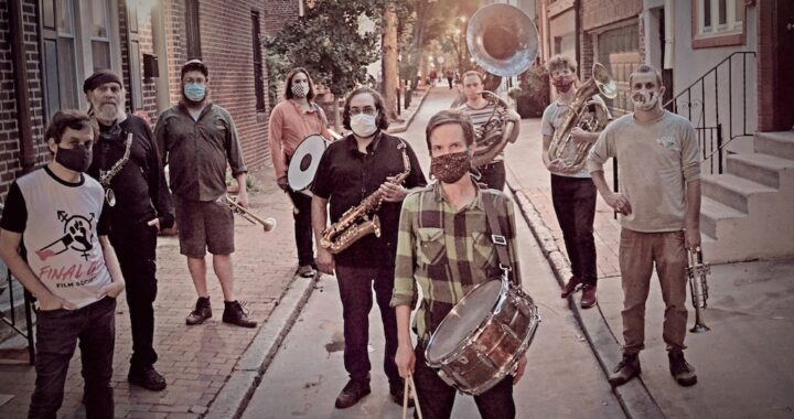 """EXCLUSIVE – West Philadelphia Orchestra gets socio-political with its new single and animated video, """"Amerika the Grave"""""""