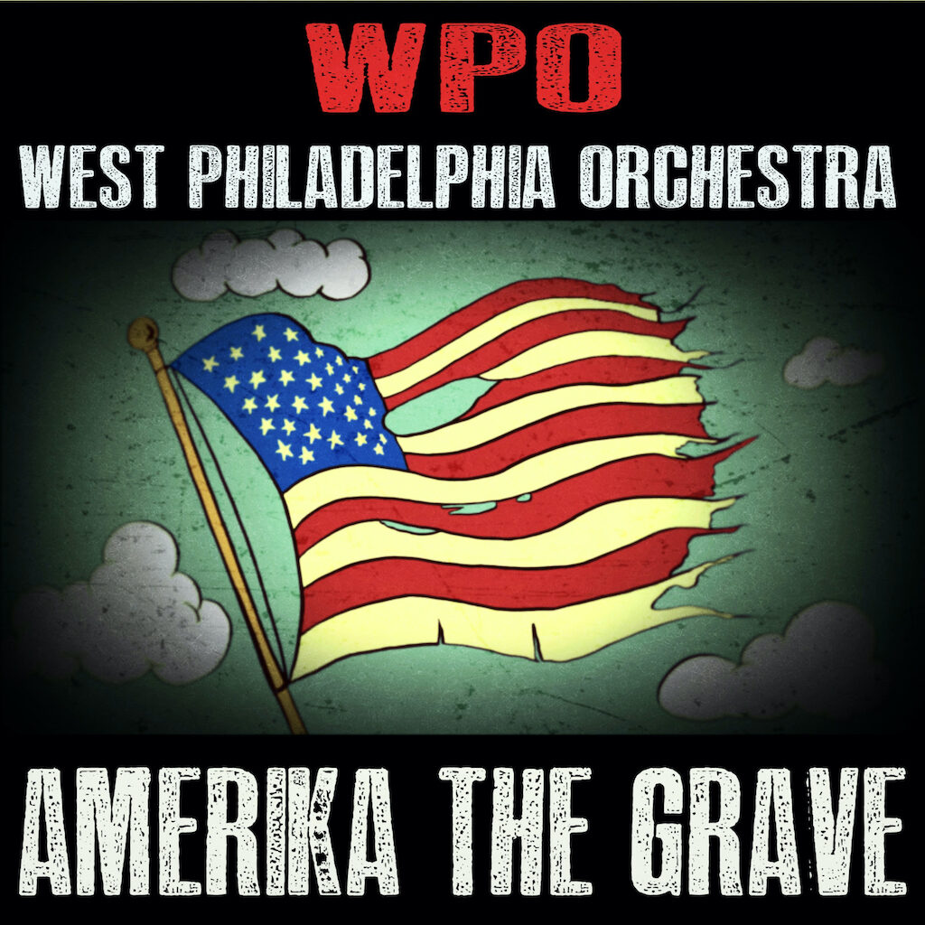 WPO - Amerika the Grave cover art