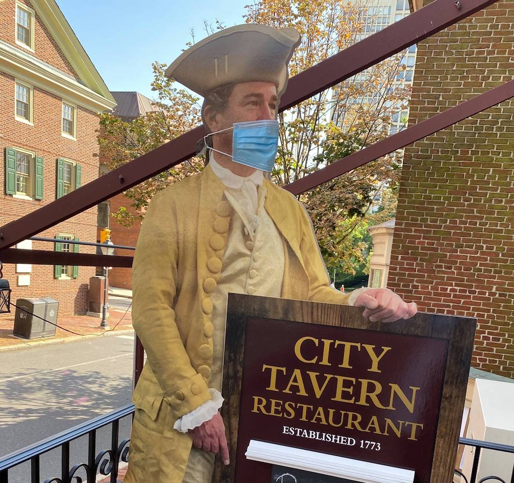 The last straw: Philly's Walter Staib's City Tavern, closes due to C-19