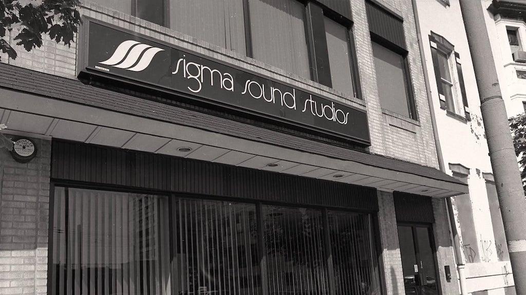 Sigma Sound Studios Saved