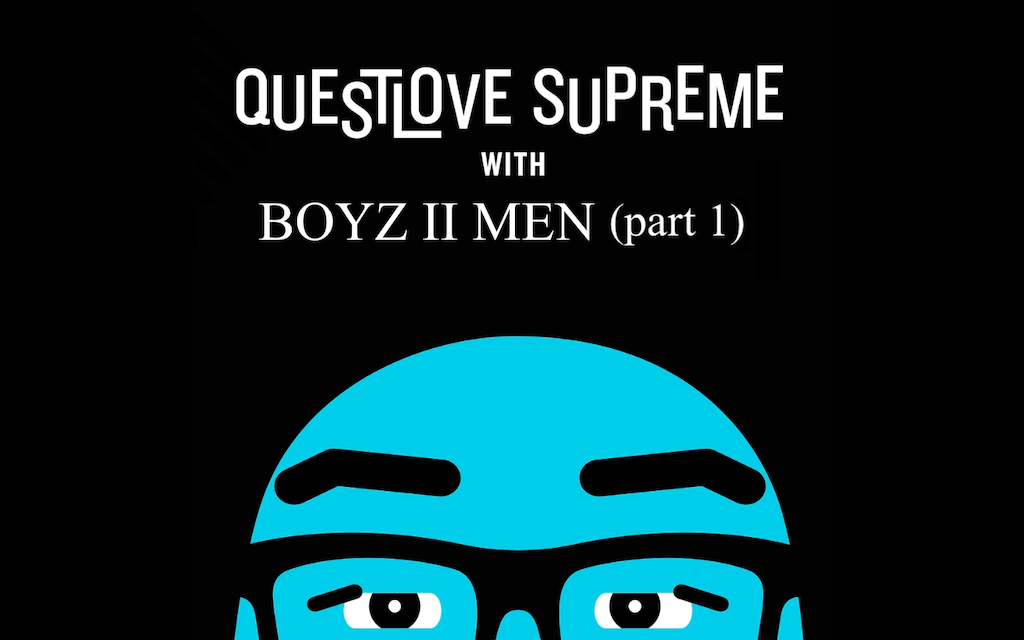 questlove supreme podcast
