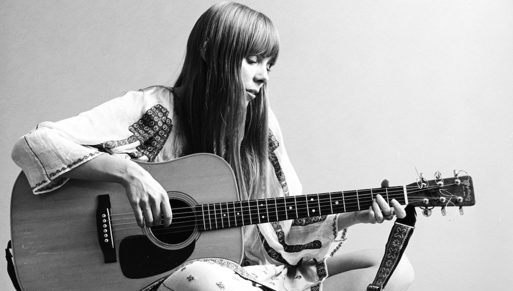 Joni Mitchell in Philly – The Early Years