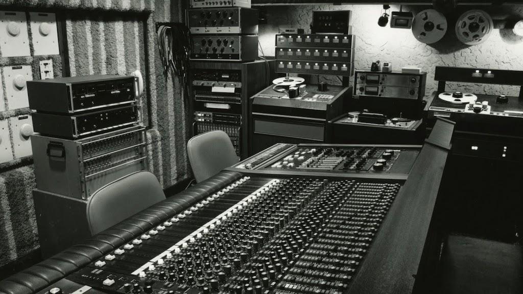 Sigma Sound Studios Board