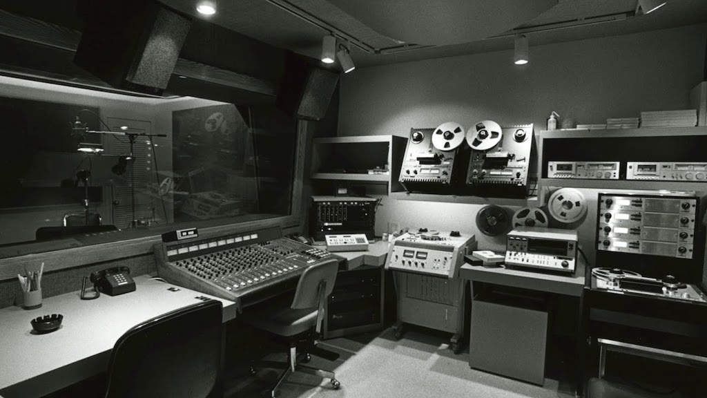 Sigma Sound Studios Room