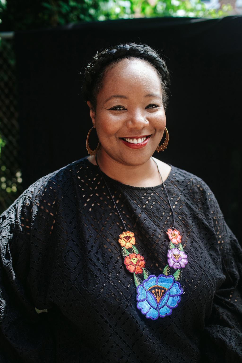 Maori Karmael Holmes