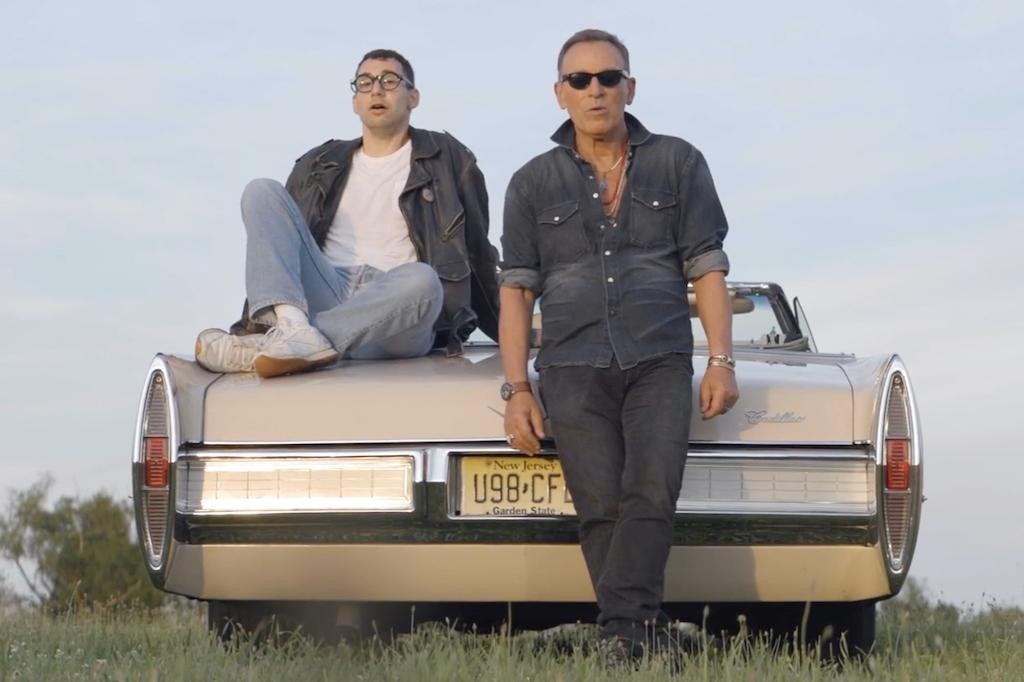 Bruce Springsteen – Meet the New Boss…