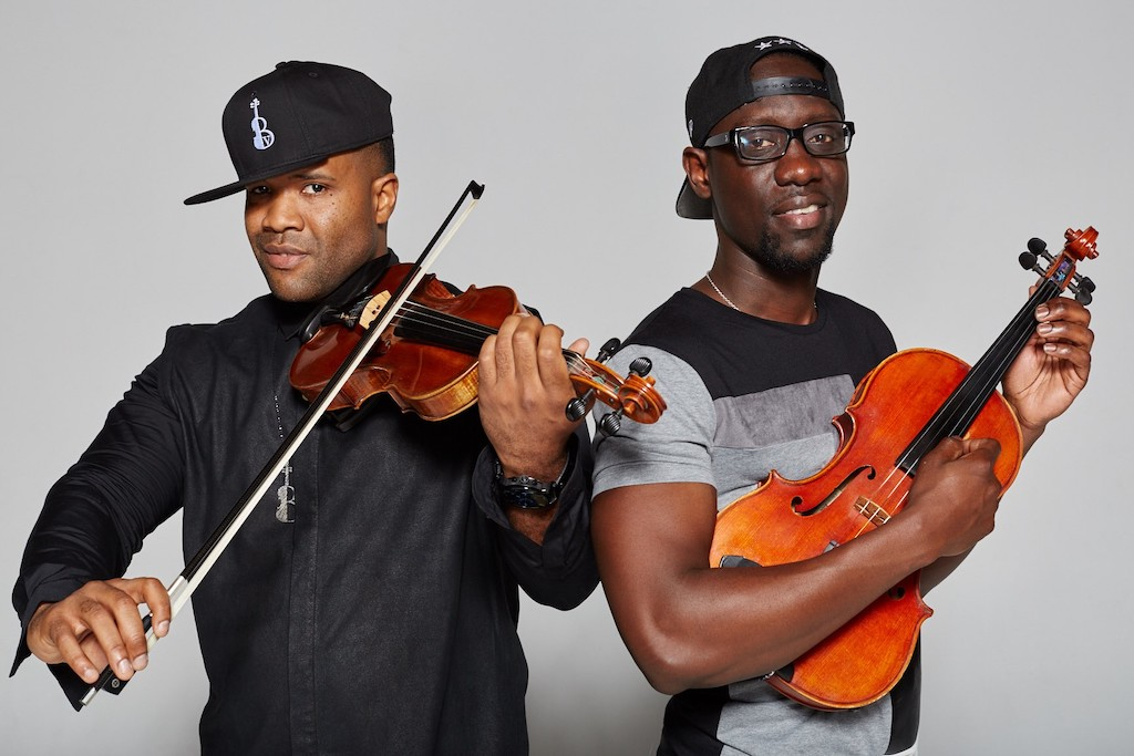 Black Violin with Musicopia and Dancing Classrooms Philly