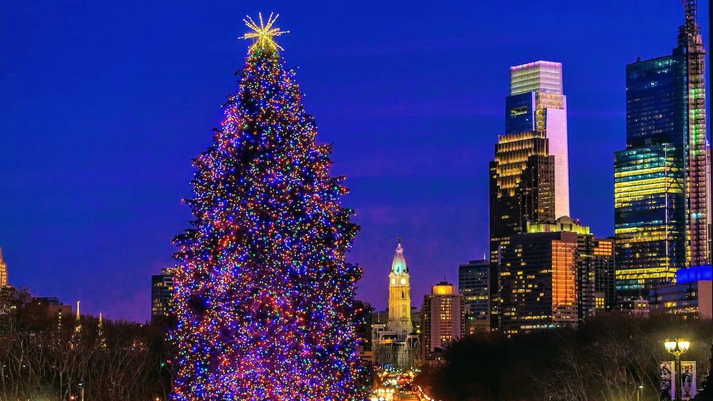 The 12 Minutes of a Philadelphia Christmas