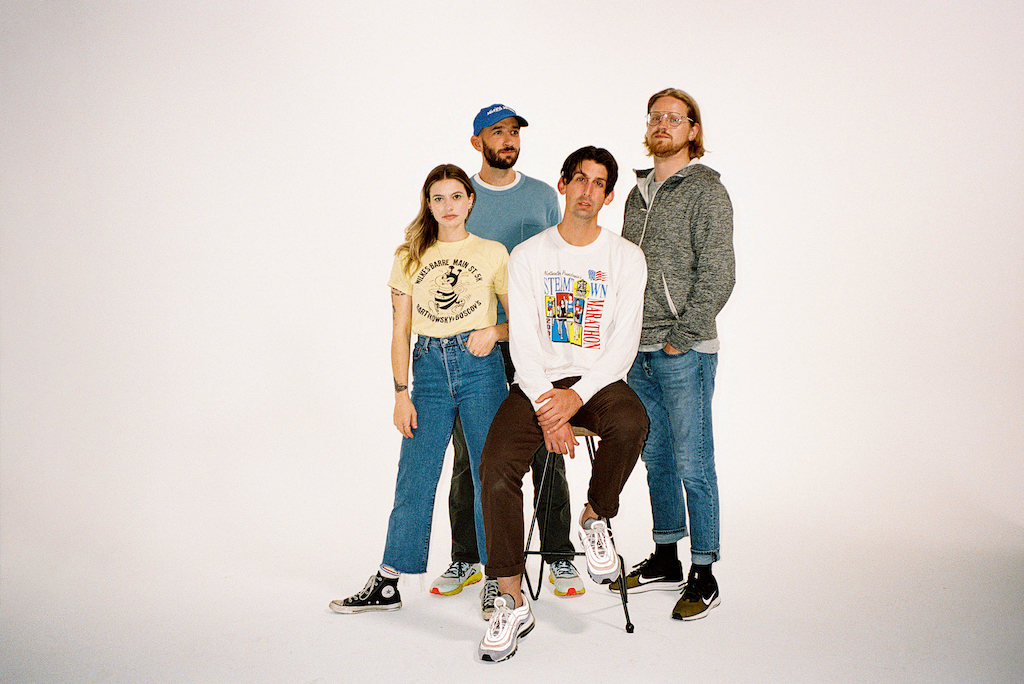 Tigers Jaw is ready to take on 2021