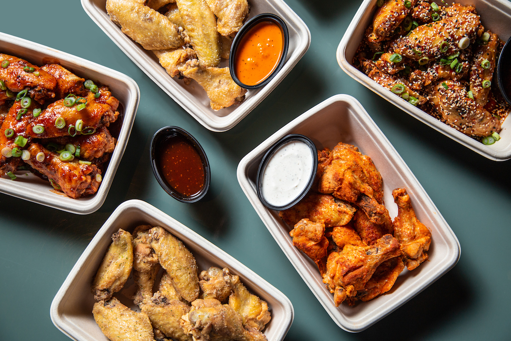 Wing Wing Wing – Stephen Starr's Chicken Wings Pop Up