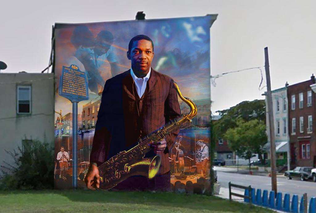House of John Coltrane